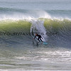 2018-12-18_Seal Beach SS_G_1.JPG<br /> <br /> A big WNW swell hit North Orange County Tuesday.  A peaky shore break brought out the crowds south of the Seal Beach Pier.