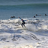 2018-12-18_Seal Beach SS_Brad_Domke_6.JPG<br /> <br /> A big WNW swell hit North Orange County Tuesday.  A peaky shore break brought out the crowds south of the Seal Beach Pier.