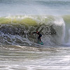 2018-12-18_Seal Beach SS_G_4.JPG<br /> <br /> A big WNW swell hit North Orange County Tuesday.  A peaky shore break brought out the crowds south of the Seal Beach Pier.