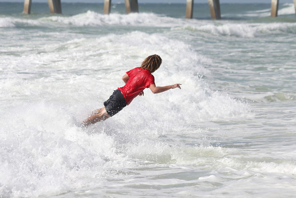 Skim Invasion 2011 Navarre Beach