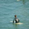 Surfing California