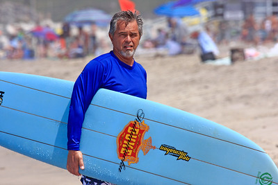 Sam St. Germain surfer extraordinaire
