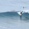 Surfing Honolua Bay