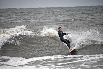 Surfing Rockaway October 3 2015