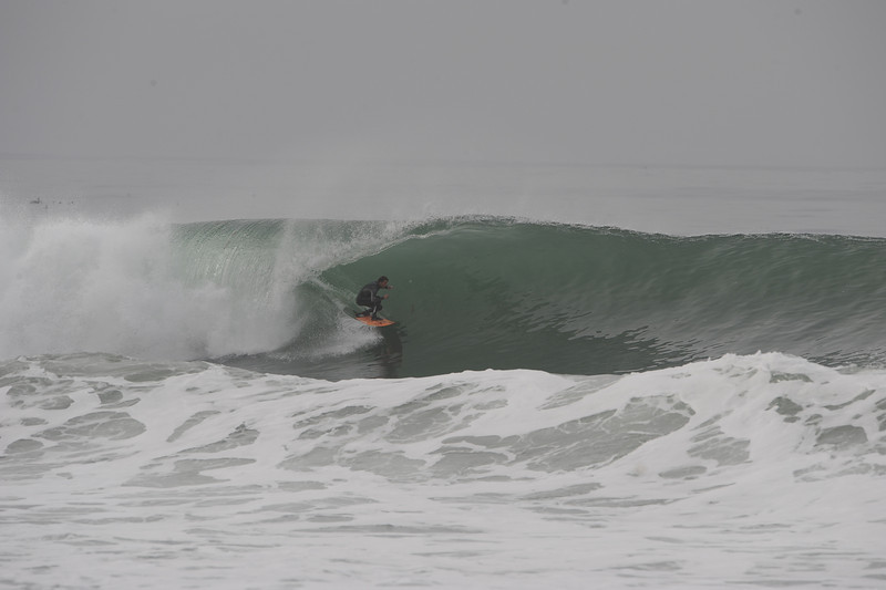 """Eric Knowles testing his 7'0"""""""