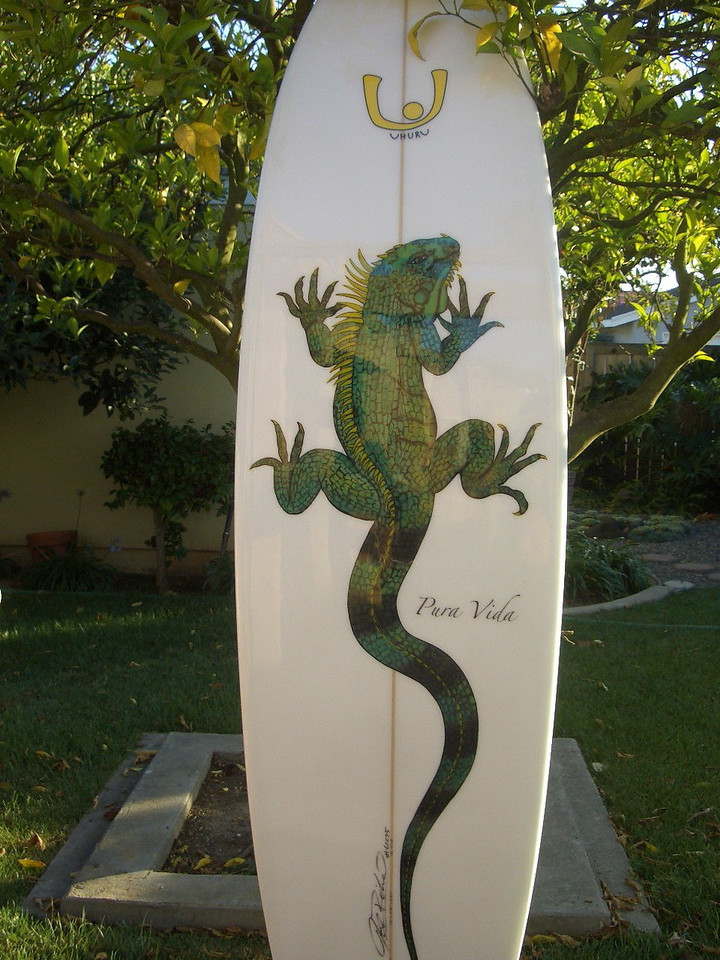 uhuru surfboards