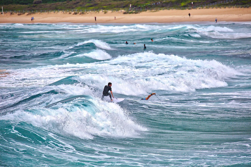 Duck and Dive - Maroubra
