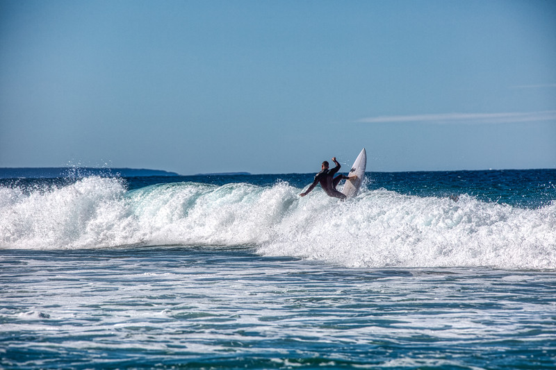 Surfing - Wollongong - 00125