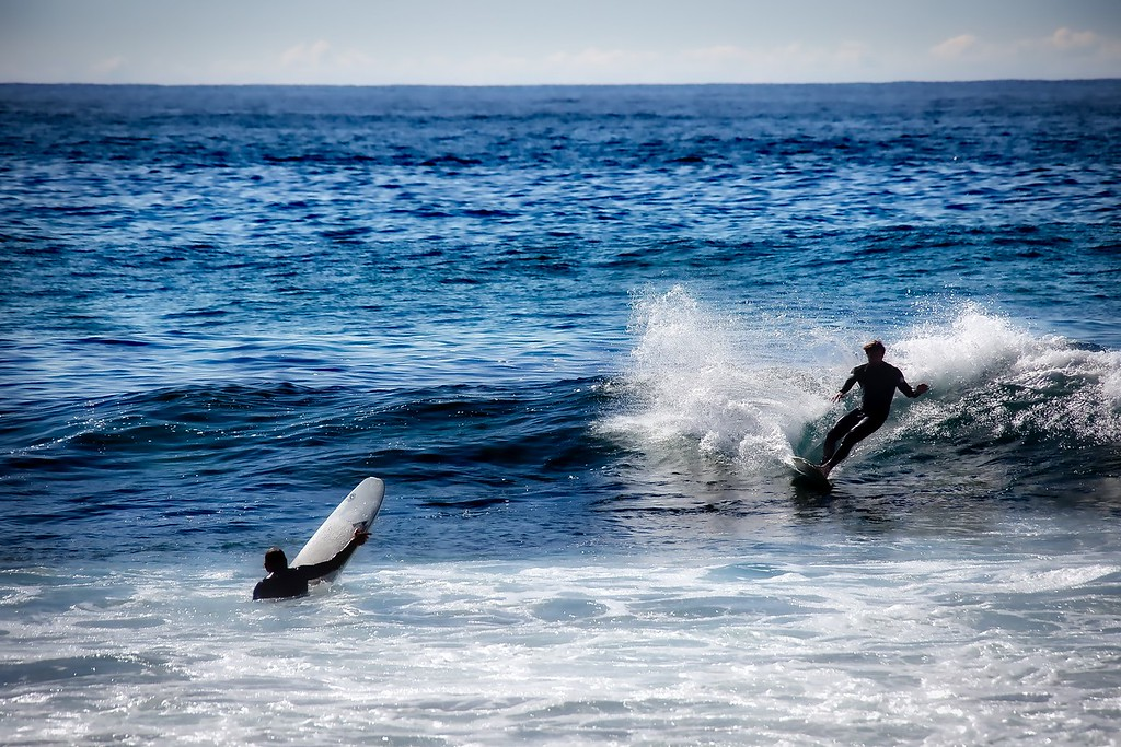 Bondi Beach - Surfing 003