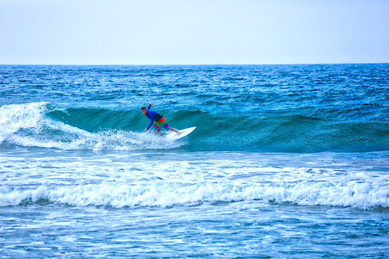 Manly Beach - Surfer