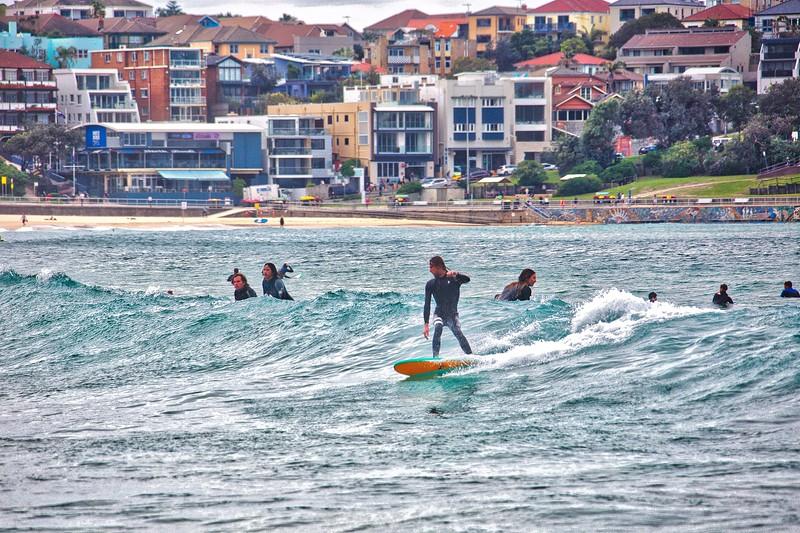 Bondi Beach - Surfing 0025