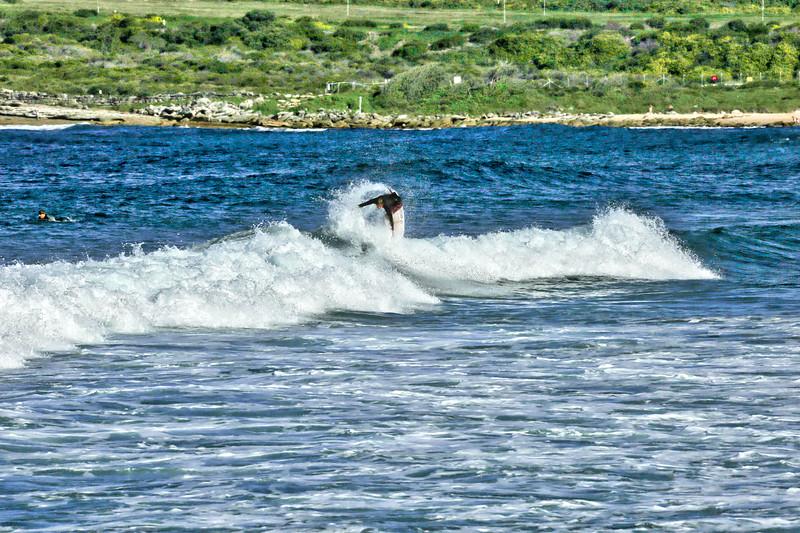 Maroubra Beach - Waves
