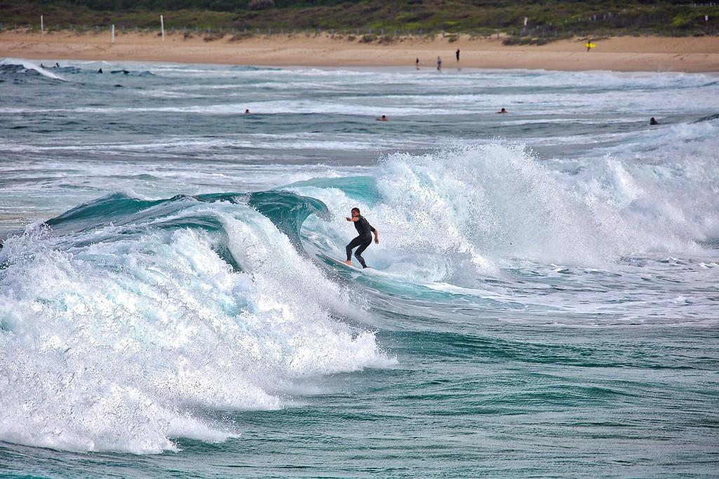 Maroubra - Surfing 0026