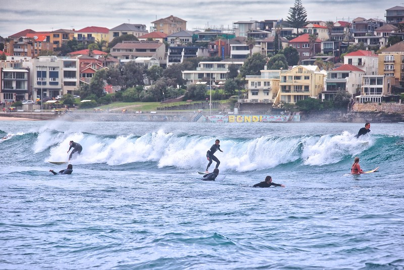 Bondi Waves - 0039