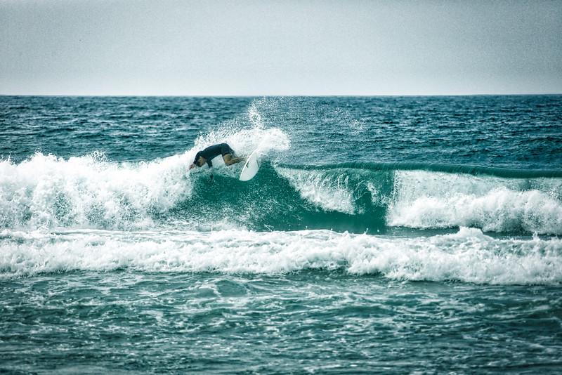 Manly Beach Winter Days