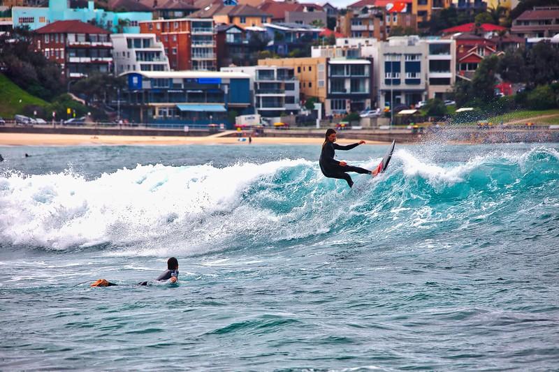 Bondi Beach - Surfing 0029