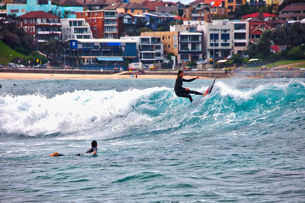 Bondi Beach - Surfing 0029