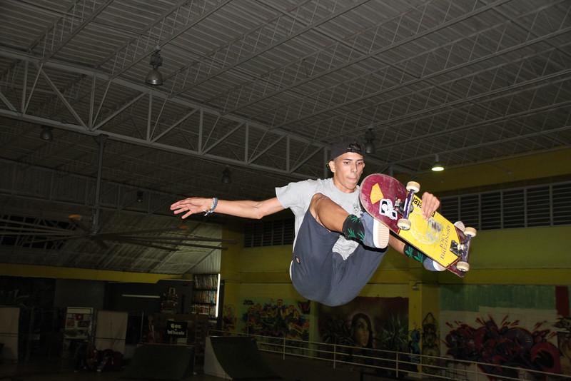 Friday Night at the Skate Park
