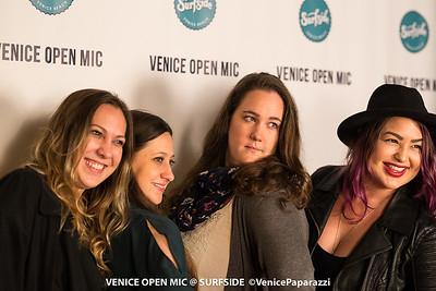 Venice Open Mic @ Surfside.  © Venice Paparazzi