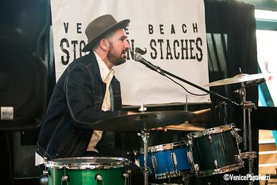 Venice Beach Stouts N Staches.  www.stoutsnstaches.com. Photo by VenicePaparazzi.com