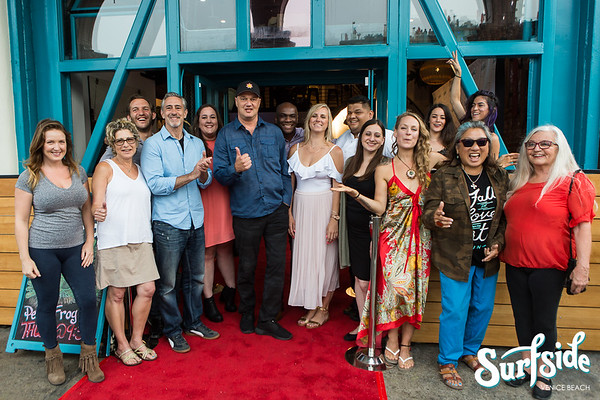 07.13.17 Surfside's Grand Opening event