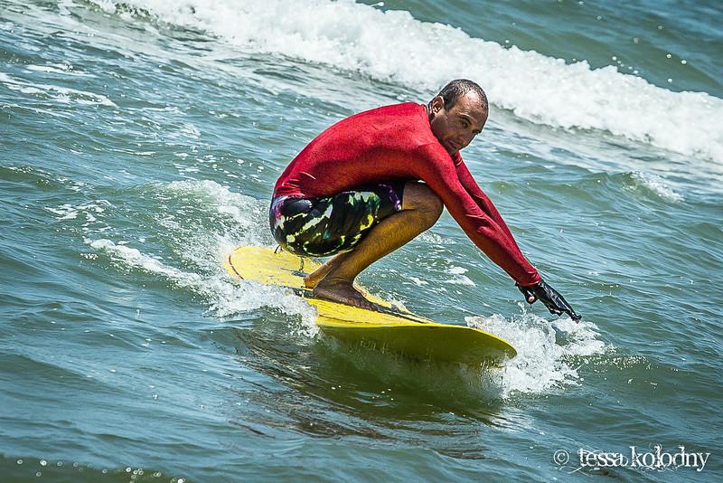 Surfside and Pleasure Pier
