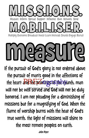 Mission Mobilizer