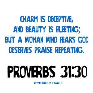 Rhymeo Proverbs Bible
