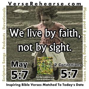 Verse Rehearse May
