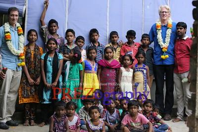 Kothagudem Orphanage 2016 September