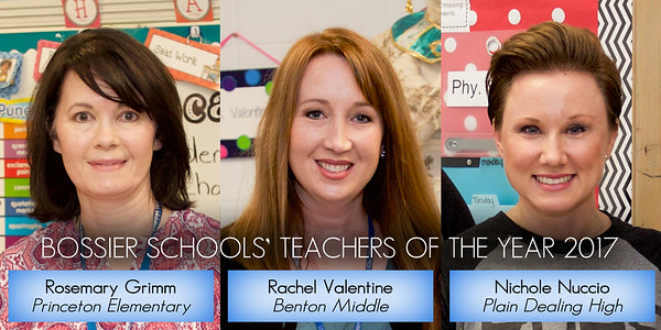 Teachers of the Year - District Headshots 2017
