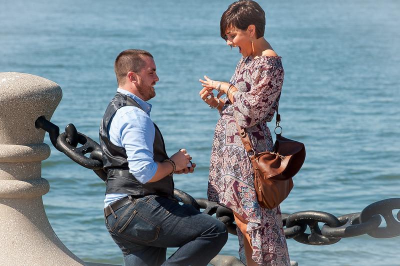 Sept 28,2013 Surprise Marriage Proposal