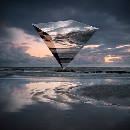 St Leonards On Sea - Reflection 6