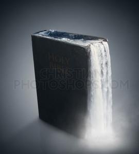 Waterfall Bible