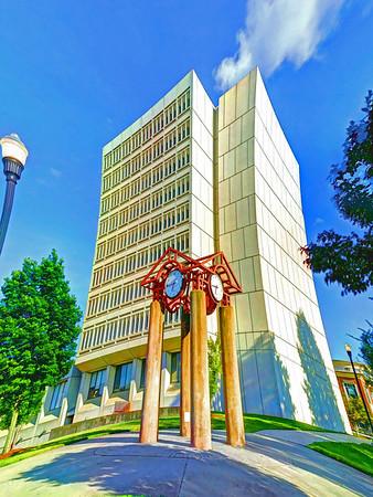 UNCG Jackson Library
