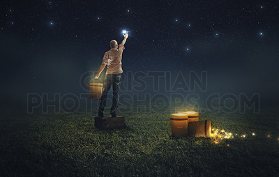 Gathering the stars
