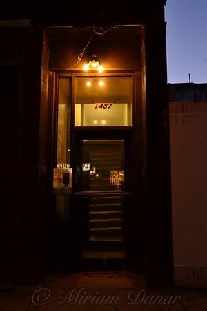 Doorway At Dusk