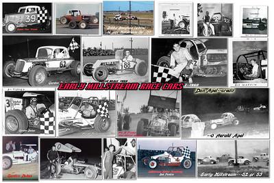 My early race photos