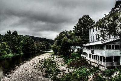 Lexington Hotel on the Schoharie Creek