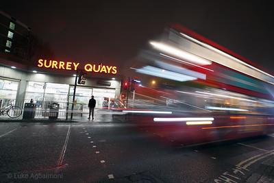 Surrey Quays Station