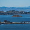 San Francisco Bay and Richmond-San Rafael Bridge