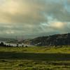 Richardson Bay and the Golden Gate Bridge