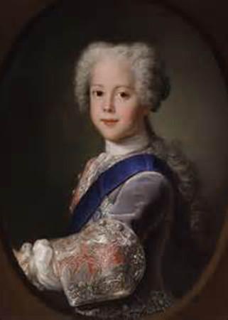 Henry-Stuart -print