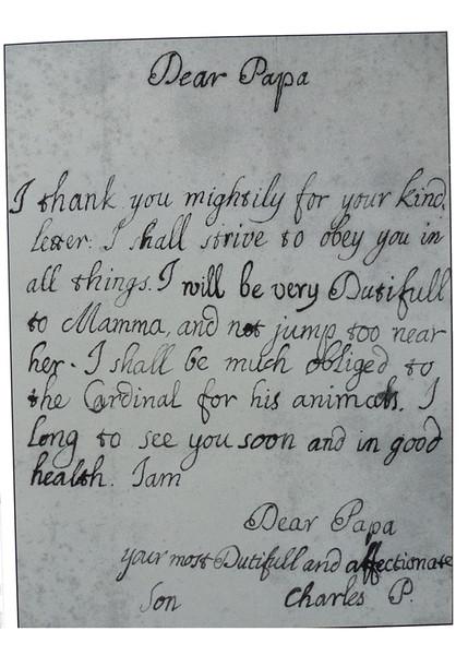 Letter-print