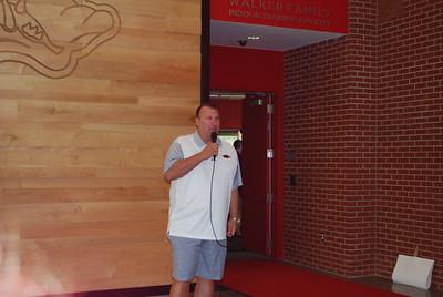 Coach Bret Bielema1