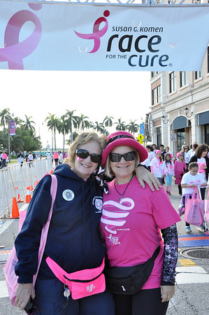 Susan G. Komen South Florida 2014 Race for The Cure