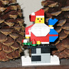 Lego Santa. I've had him for years and wish I'd gotten more than one as they no longer exist.