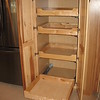 Pantry cabinet.