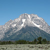 Mt. Moran.