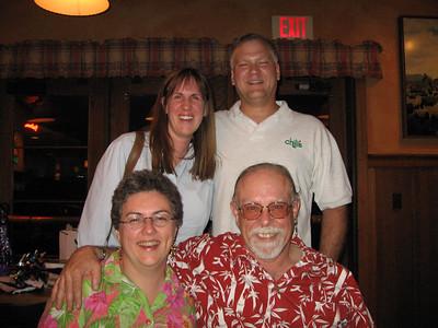 Susan's Birthday - April 2007